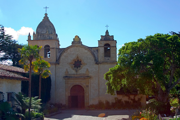 Carmel Mission, California