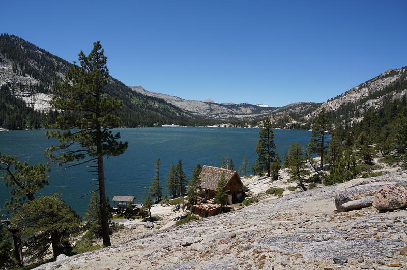 Cabin on Echo Lake