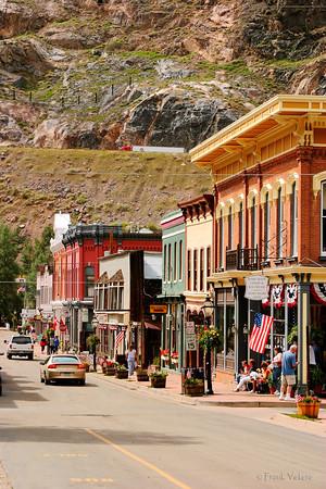Downtown Georgetown, Colorado