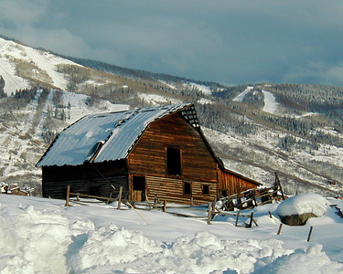 Log Cabin, Steamboat Springs, Colorado