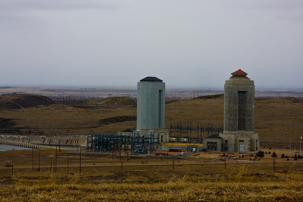 Fort Peck Powerhouse, Montana