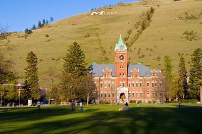 Main Hall, University of Montana, Missoula