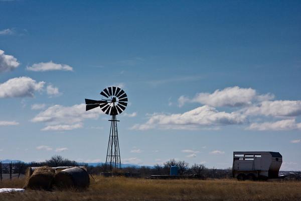 Farmer's Windmill, Malta, Montana