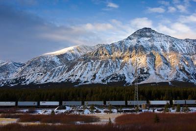 Summit Mountain, Glacier National Park, Montana