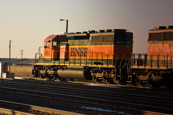 Diesel Locomotive