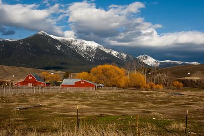 Ranch in Eureka, Montana