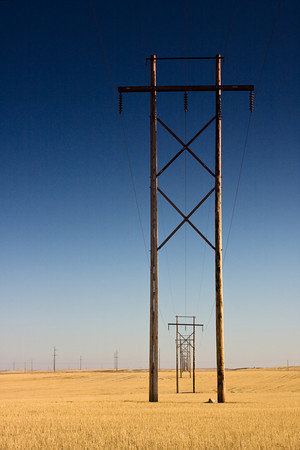 Transmission Lines across the Prairie