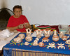 Native American Pottery Maker in Her New Mexico Shop