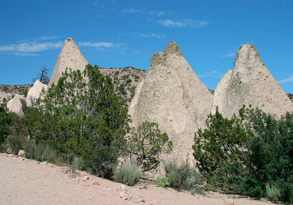 Tent Rocks, Cochito Pueblo, New Mexico