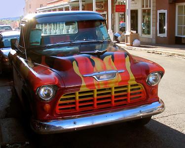 Lowrider Chevrolet Pickup Truck