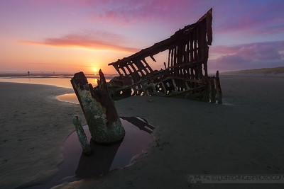 Time - Wreck of the Peter Iredale