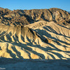 A view from Zabriskie Point shortly after sunrise.