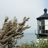 Cape Meares Lighthouse on the Oregon Coast.