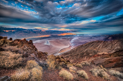 Death Valley Dawn