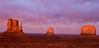 Evening in Monument Valley