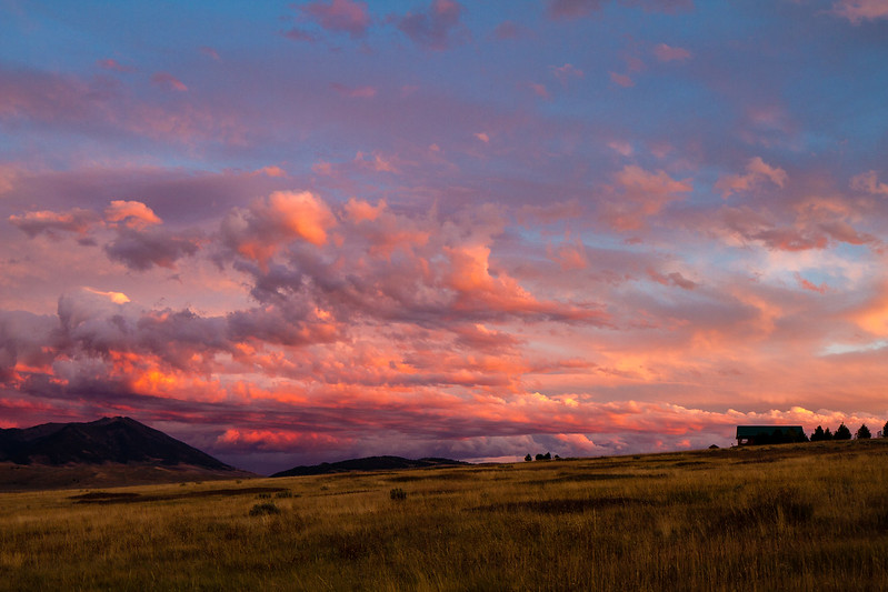 Madison River Ranch, Montana