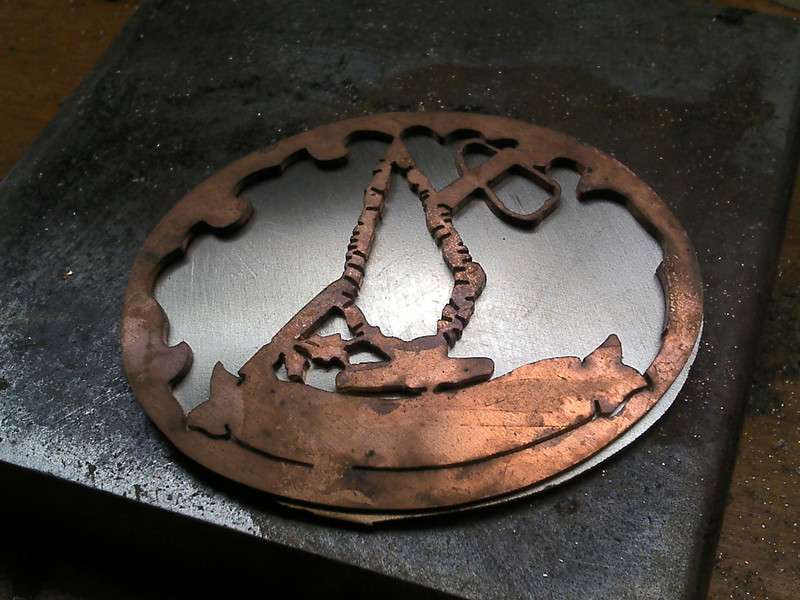 Buckle Patterns and Parts