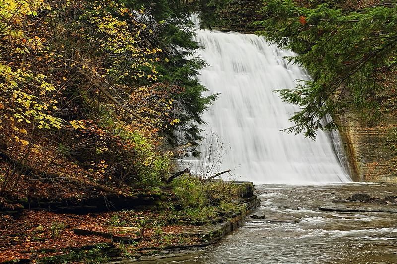 Image #474<br /> Stony Brook State Park ~ Western N.Y.
