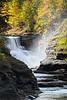 Image #4519<br /> Lower Falls ~ Letchworth State Park, Western N. Y.
