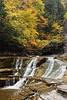 Image #3695<br /> Robert Treman State Park, Central N.Y.