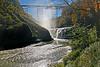 Image #619<br /> The Upper Falls, Letchworth State Park, Western N. Y.
