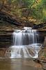 Image #252<br /> Buttermilk Falls State Park ~ Central N.Y.