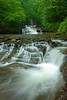 Image #8225<br /> Cascades from Silver Lake outlet in Letchworth State Park