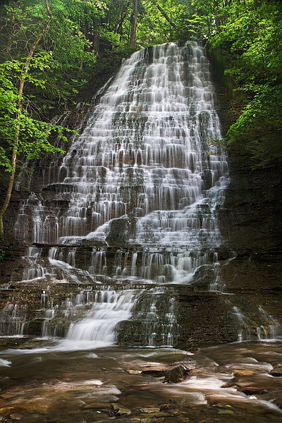 """FRENCH HILL FALLS"""
