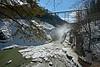 Image #2583<br /> The Upper Falls, Letchworth State Park, Western N. Y.
