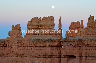 Bryce Canyon Moon Glow