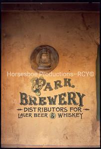Park Brewery Lantern