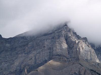Mt. Rundle (2006) near Banff