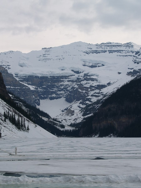 Lake Louise in late May (2007)