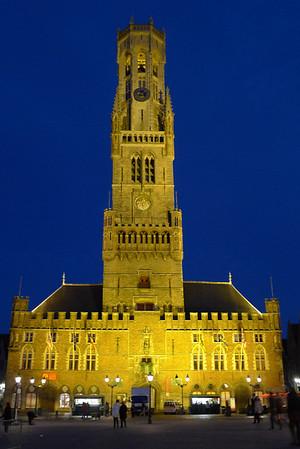 Brugge Market Square