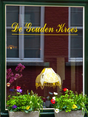 Brugge De Gouden Kroes restaurant