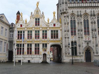Brugge Burg