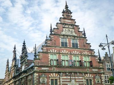 Haarlem Grote Markt - Market Square -Meat Market