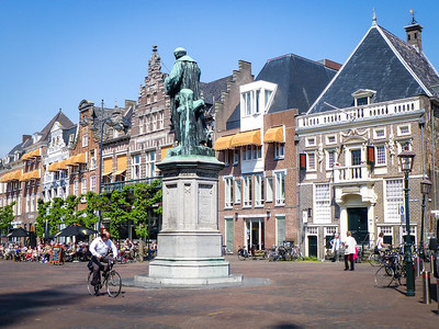 Haarlem Grote Markt - Market Square