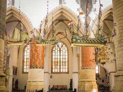 Haarlem Grote Kerk - (Church)