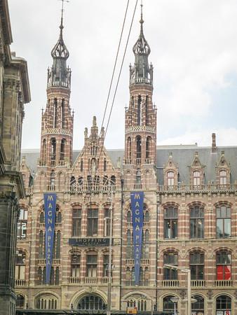 Amsterdam New Church of Amsterdam