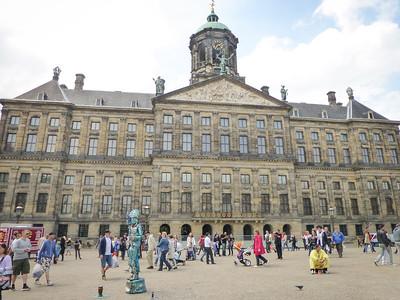 Amsterdam Koninkijk Palace