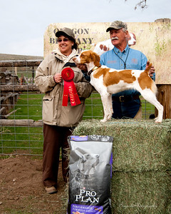 2nd Place All Age KNine's On The Loose Owners: Linda McDonald Arlette Hennessey Handler: Paul Doiron