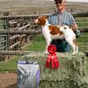 2nd Place Gun Dog<br /> Shiloh's Swift Kiss A Taq<br /> Handler: Michael Frane<br /> Owners: Deborah and Michael Frane