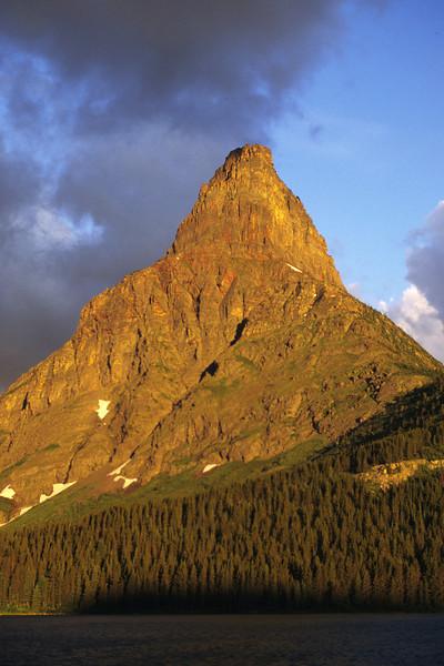 L6162 Grinnell Peak, Swiftcurrent Lake