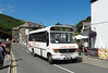 on loan WP52YZA - Boscastle - 2.8.13<br /> <br /> On loan from Carmel Coaches