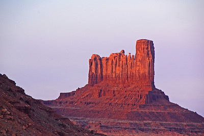 Mitten, Monument Valley