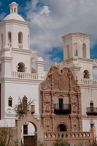Mission San Xavier Del Bac - Tucson