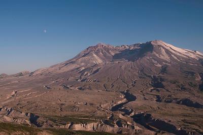 Mt St Helen's, Oregon