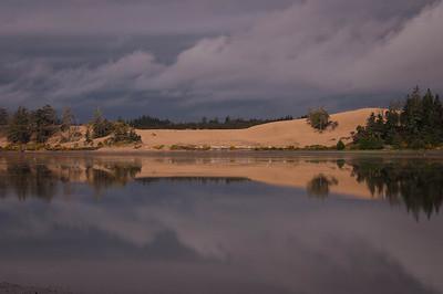 Oregon Sand Dunes, Glenada