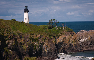 Yaquina Point Lighthouse, OR